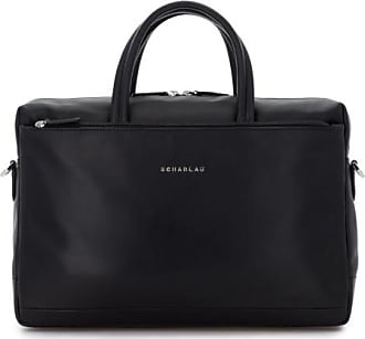 Scharlau km 12 Briefcase black