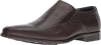 7ee44cc302a26 Rush by Gordon Rush Mens Chase Loafer, Espresso, 9.5 Medium US