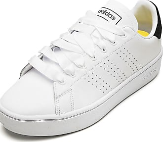adidas Performance Tênis Couro adidas Performance Advantage Bold W Branco