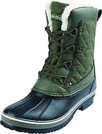 ca096a4f781b7 Northside Womens Modesto Snow Boot Olive 8 Medium US