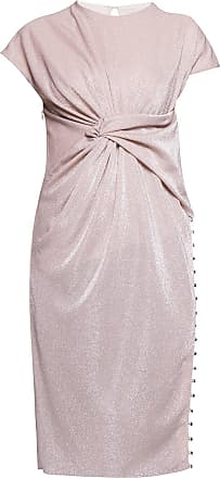 Lanvin Asymmetrical Top Womens Pink