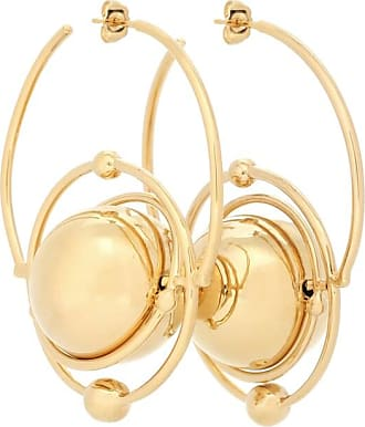 Paco Rabanne Saturn creole earrings