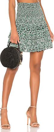 Rebecca Minkoff Amari Skirt in Green
