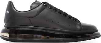 black alexander mcqueen trainers