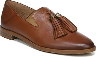 Franco Sarto Womens Hadden Loafer, Dark Orange, 5.5