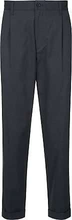 Durban cropped trousers - Blue