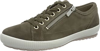 Legero Womens Tanaro Trainers, Green (Flint (GRÜN) 76), 8.5 UK