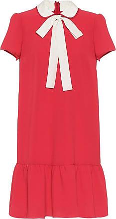Red Valentino Minikleid aus Crêpe