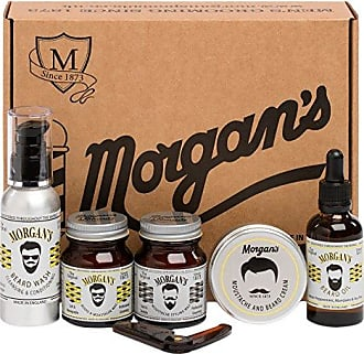 Morgan Moustache & Beard Gift Set