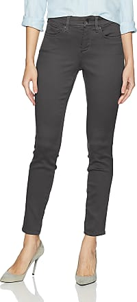 NYDJ womensAmi Skinny Legging Jeans in Super Sculpting Denim Jeans - Gray - 16 29.5