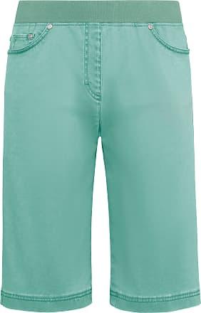 Brax Comfort Plus pull-on Bermuda shorts Raphaela by Brax turquoise