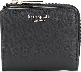 Kate Spade New York Carteira Sylvia com estampa de logo - Preto