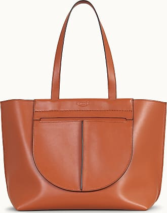 Tod's Mittelgroße Tods Tasca Bag, ORANGE, - Bags