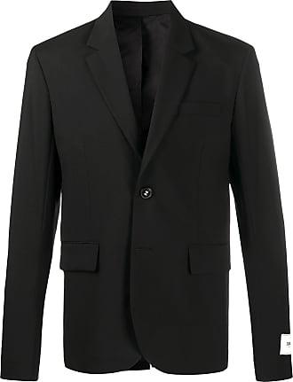 Zadig & Voltaire Version logo-patch blazer - Black