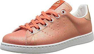 huge discount f1400 0ce34 Victoria Deportivo Basket Tejido Fantasia - Basse Unisex - Adulto, Arancione  (Arancione (Corallo
