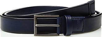 Kenneth Cole Reaction Mens Big and Tall Comfort Stretch Belt, navy, 48