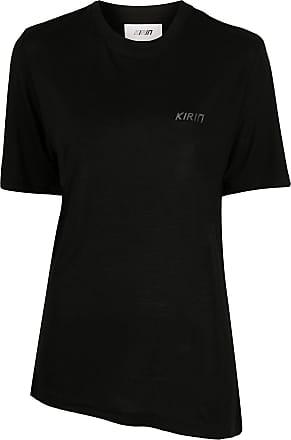 Kirin Camiseta com logo no busto - Preto
