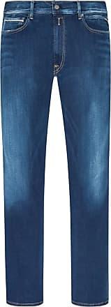 Replay Übergröße : Replay, Hyper Flex Jeans im Baumwollmix in Blau für Herren