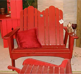 UWharrie Chair Outdoor Uwharrie Original Two-Seater Settee - 1051-090P