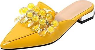 Damen Sabots in Gelb Shoppen: bis zu −66% | Stylight