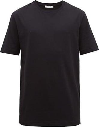The Row Luke Pima-cotton T-shirt - Mens - Black