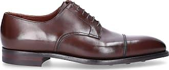 Crockett & Jones Business Shoes Derby PRESTWOOD calfskin brown