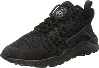 watch c3d5b 0b1bf Nike W Air Huarache Run Ultra, Chaussures de Running Femme, Noir Black Dark