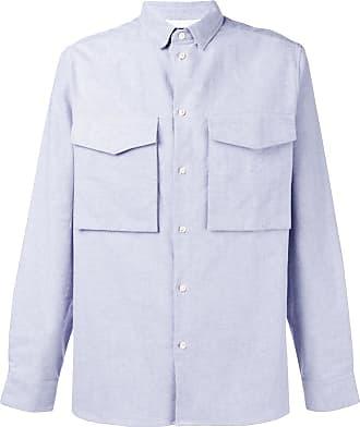 Natural Selection Camisa Lambeth - Cinza
