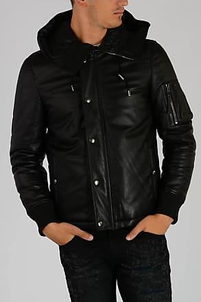 Diesel BLACK GOLD Leather LAVIE Jacket size 50