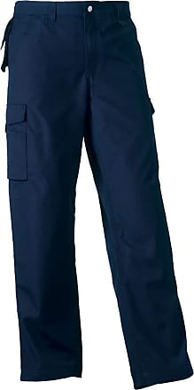 Russell Athletic New Russell Collection Heavy Duty Workwear Trousers Mens Work Trouser Pant34s