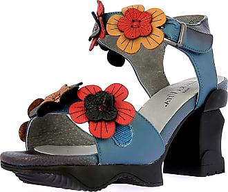 Laura Vita Arcmanceo 03 Womens Fashion Sandals, schuhgröße_1:38, Farbe:Blue