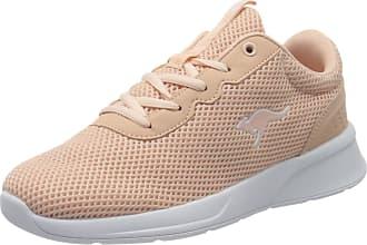 Kangaroos Womens KF-A Deal Low-Top Sneakers, Red (Dusty Rose 6058), 6.5 UK