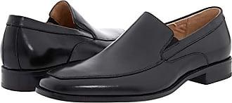Stacy Adams Jonah (Black) Mens Slip-on Dress Shoes