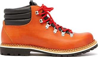 Montelliana Alberto Leather Hiking Boots - Womens - Tan