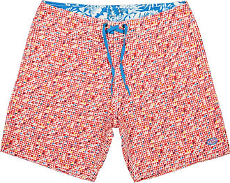 Panareha ADRAGA beach shorts red | recycled PET