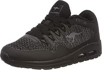 d405725f3b Kangaroos Kanga X 5000, Sneakers Basses Mixte Enfant, Noir (Jet Black/Steel
