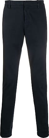 Dondup slim-fit chino trousers - Azul