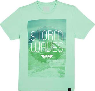 AES 1975 Camiseta AES 1975 Storm Waves