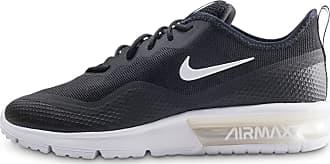 promo code 2dea7 f2190 Nike Homme Air Max Sequent 4.5 Noire Et Blanche Baskets
