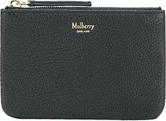 Mulberry Porta de moedas em couro - Preto