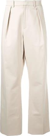 Wooyoungmi Calça ampla - Branco