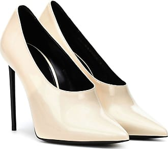 Saint Laurent Teddy patent leather pumps