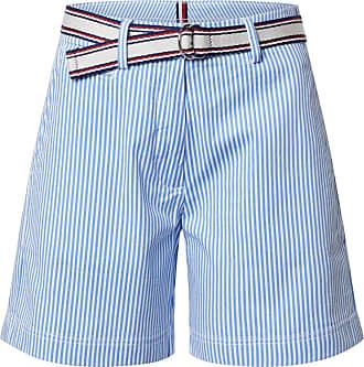Tommy Hilfiger Shorts weiß / blau