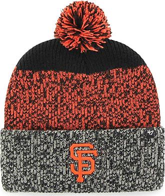 47 Brand Knit Beanie - Cuff San Francisco Giants black