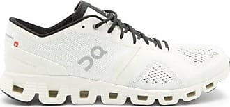 On Cloud X Running Trainers - Mens - White Multi