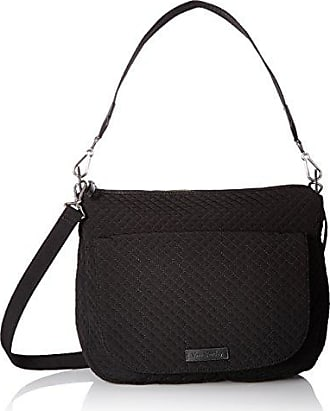Vera Bradley Carson Shoulder Bag, classic black