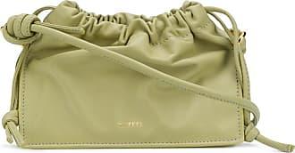 Yuzefi Bom Handtasche mit Knotendetail - Grün