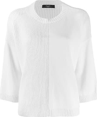 Max Mara Suéter de tricô - Branco