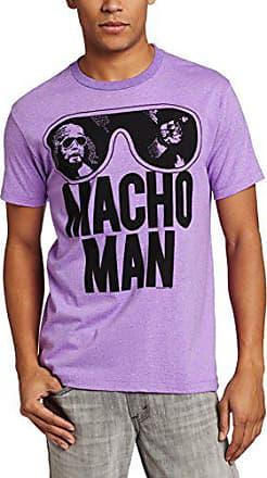 American Classics Unisex-Adult Macho Man Roots of Macho Adult Short Sleeve T-Shirt T-Shirt