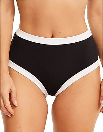 Figleaves Womens Tuscany Spot High Waist Brief